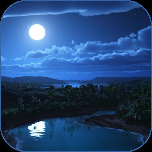 個人化必備App|Night Time-Lapse Video LWP LOGO-綠色工廠好玩App