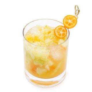 Kumquat and Fennel Smash from Craft