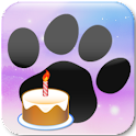 Dogs Birthday logo