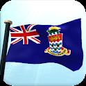 Cayman Islands Flag 3D Free icon