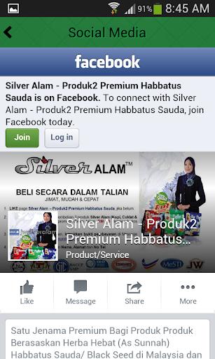 玩商業App|Silver Alam免費|APP試玩