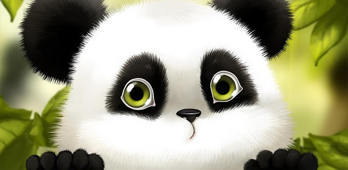 New Panda Chub Live Wallpaper 1.5 (V1.5) Apk Update Version