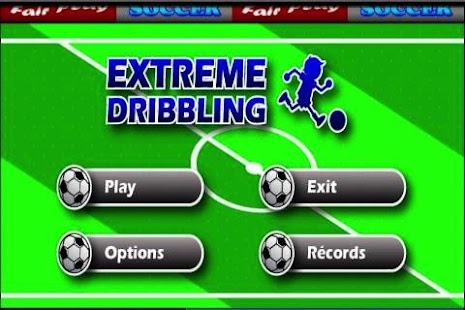 Extreme Dribbling