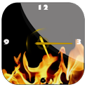 Hot HD Clock Pack Widget icon