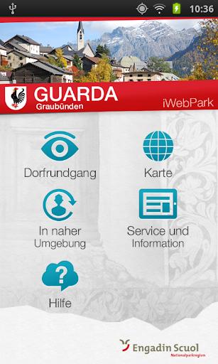 App Dorfrundgang Guarda