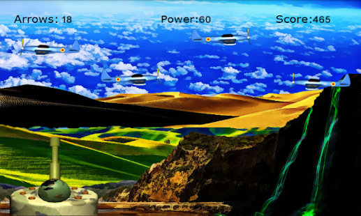 3D AirPlane Blast- screenshot thumbnail