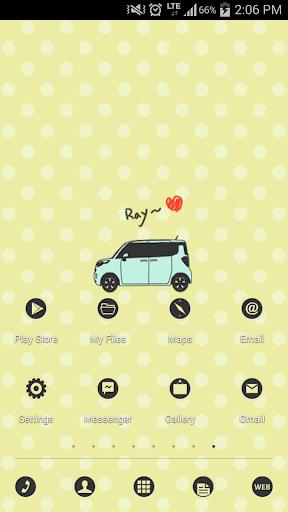 【免費生產應用App】레이 테마 - 기아런처-APP點子