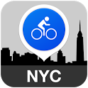 New York City Bike icon