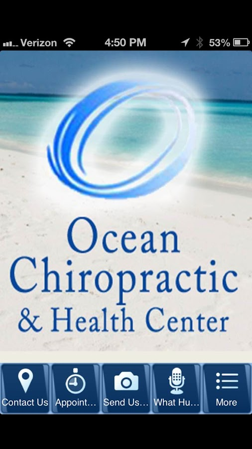 Ocean Chiropractic- screenshot