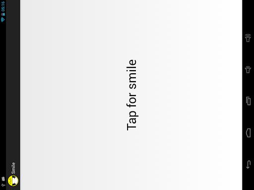 【免費娛樂App】Smile button-APP點子