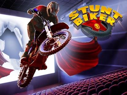 Stunt Biker From Hell - Turbo
