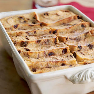 Overnight Raisin Bread French Toast.
