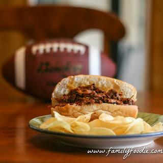Football Sunday Teriyaki Pulled Pork #SundaySupper