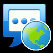 Handcent SMS Slovak Language P