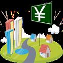 地価マップ icon