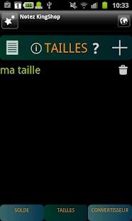 Size converter- screenshot thumbnail