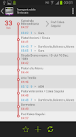 Screenshot of Public Transport - Timisoara