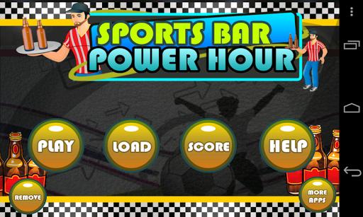Sports Bar Power Hour