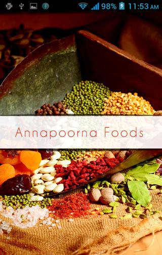 Annapoorna Foods