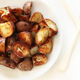 Best Ever Vegan Breakfast Potatoes.
