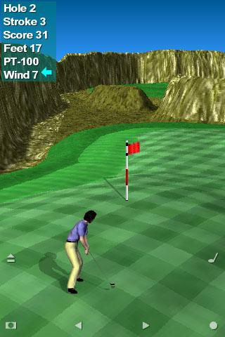Par 3 Golf II Lite - screenshot