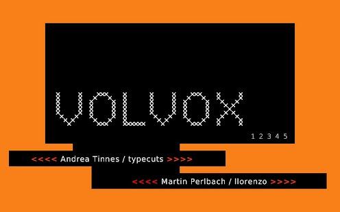 Volvox- screenshot thumbnail