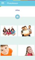 Screenshot of Lerni. Learn languages.
