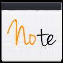 Sketch Notepad GO Theme icon