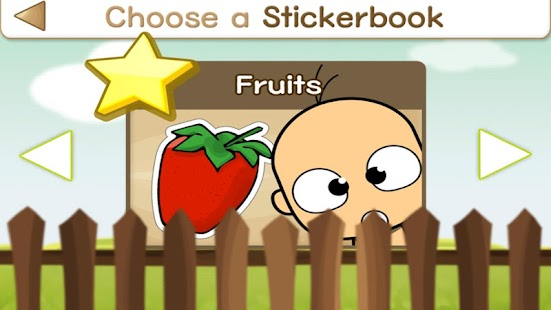 Chicoo Stickerbook (Preschool) - screenshot thumbnail