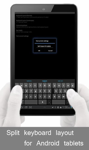 Jelly Bean Keyboard PRO para Android