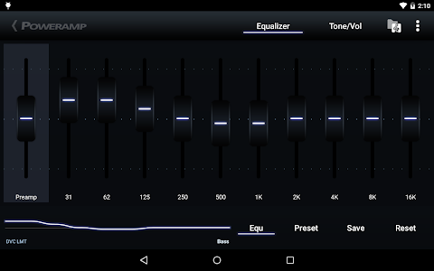 Poweramp Music Player (Trial) v2.0.10-build-567-uni