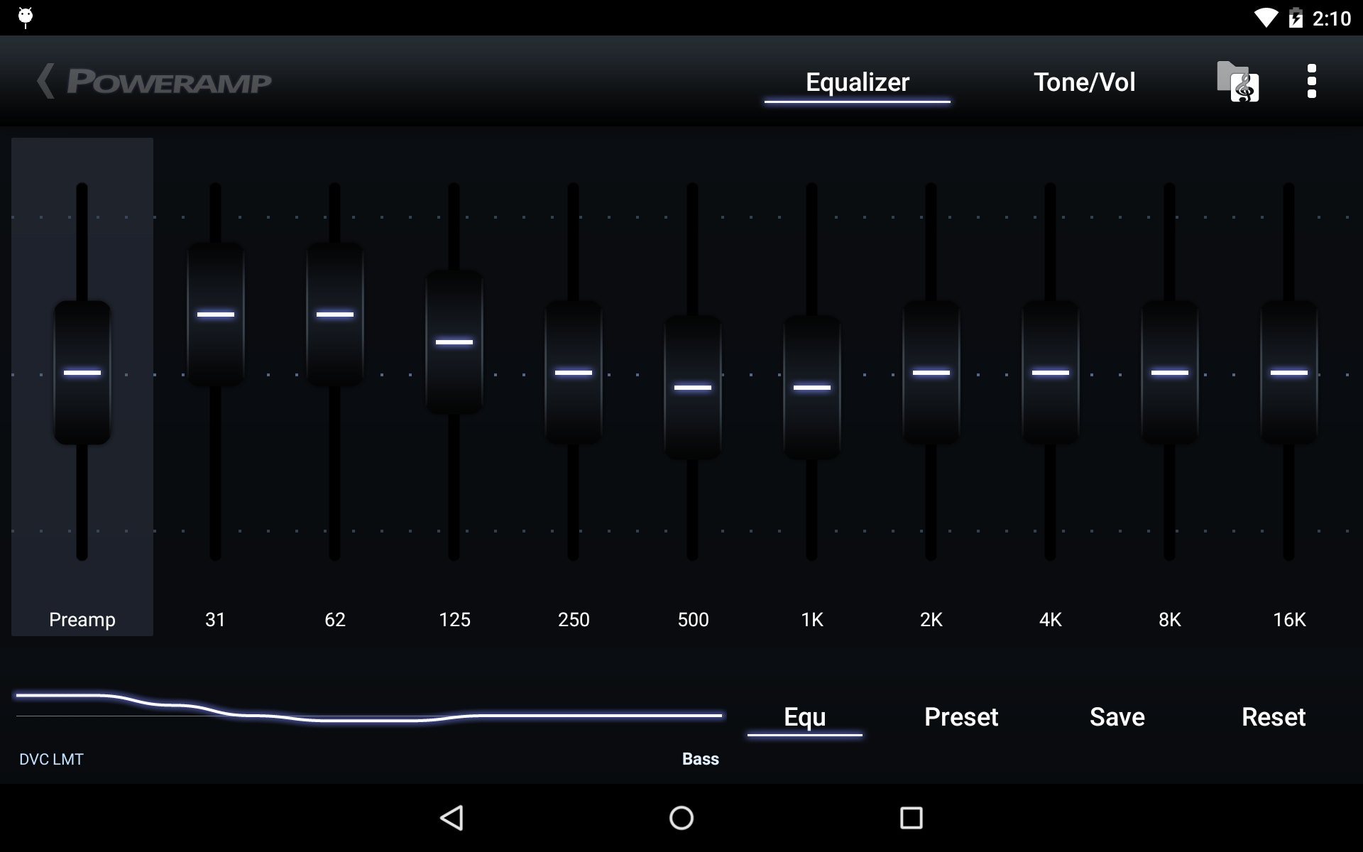 Poweramp Music Player (Trial) screenshot #18