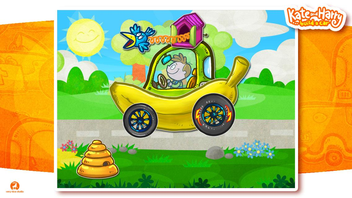 Build a Car with Kate & Harry - Android Apps on Google Play