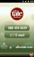 Screenshot of Tate Mobile by Allen Tate