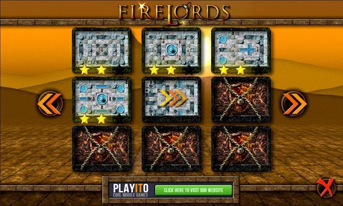 FireLords FREE screenshot
