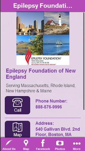 Epilepsy Foundation NewEngland