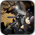 Commando Helicopter War icon