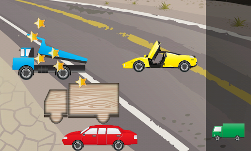 Puzzle for Toddlers Cars Truck- screenshot thumbnail