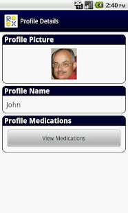RX Pal Family Pill Minder Free - screenshot thumbnail