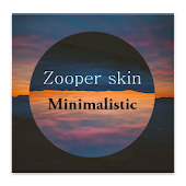 Minimalistic skin