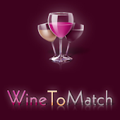 WineToMatch wine pairing app