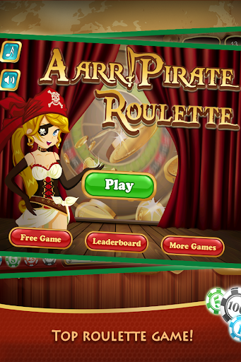 Aarr Pirate Roulette