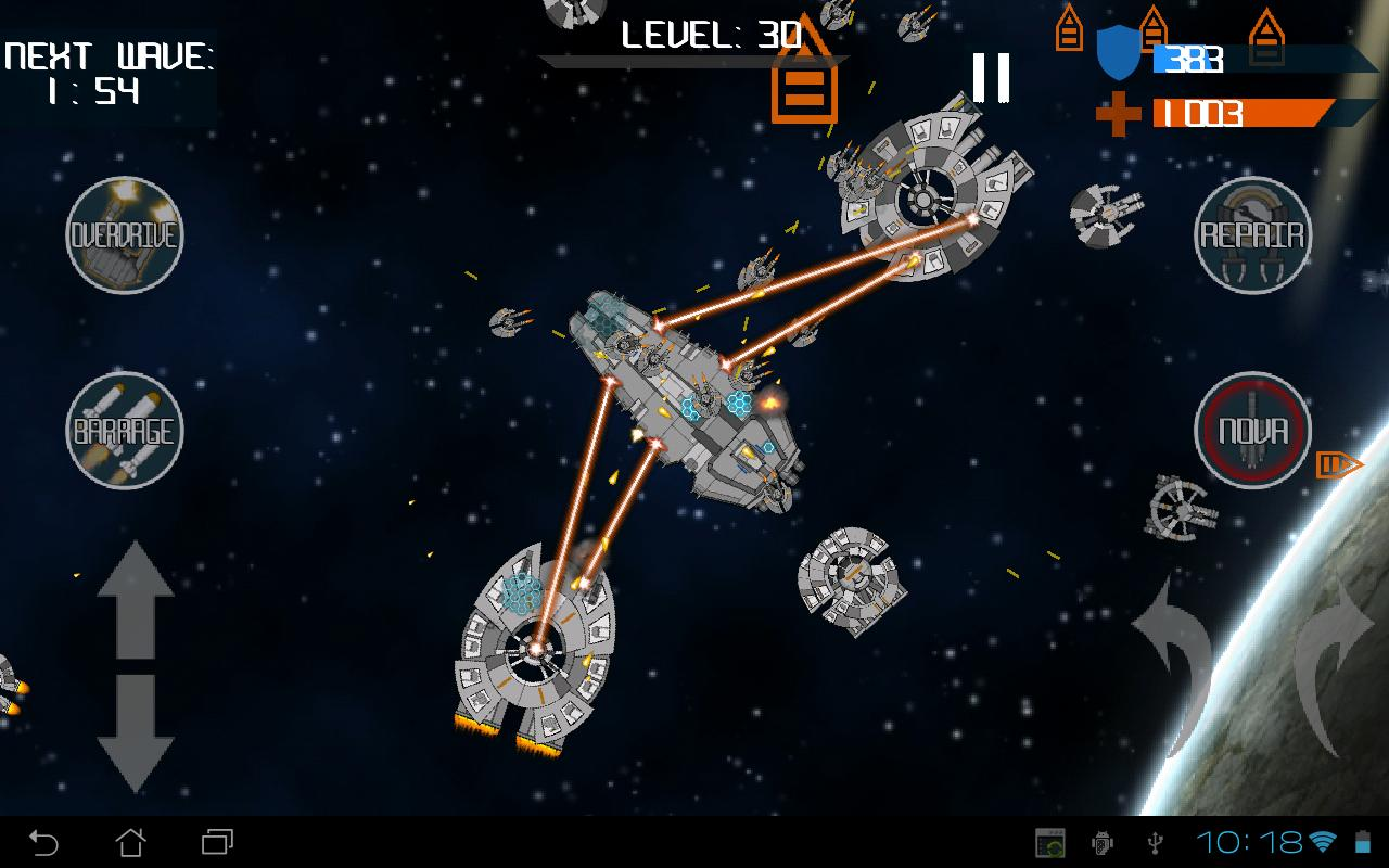 Galactic Horde Free- screenshot