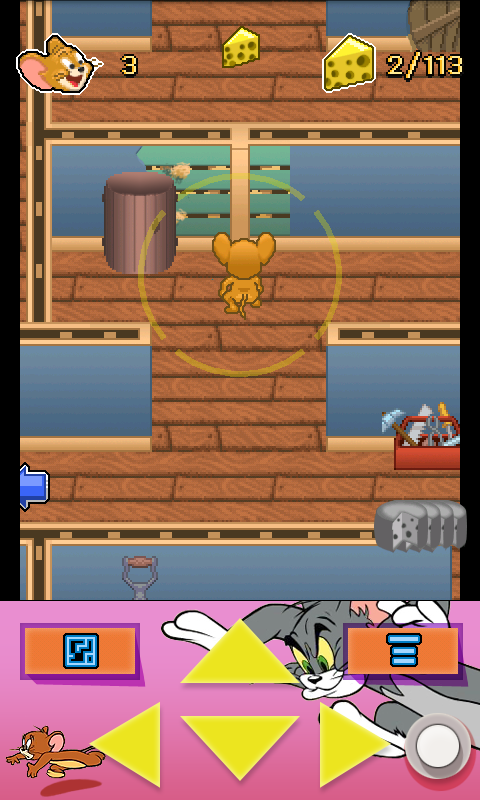 Tom & Jerry Mouse Maze FREE! - screenshot