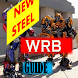 Real Steel WRB Guide