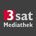 3sat Mediathek icon