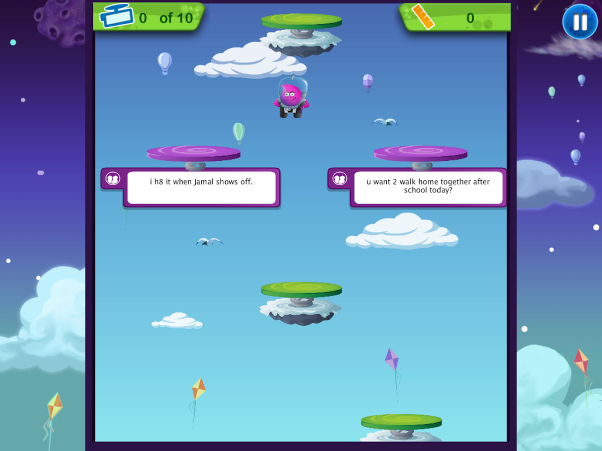 Digital Passport for Kids - screenshot