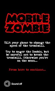 Mobile Zombie- screenshot thumbnail