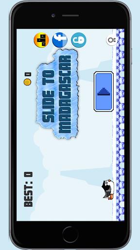 Penguin - Slide To Madagascar
