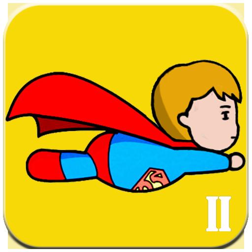 Flappy superman 休閒 App LOGO-APP開箱王